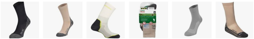 chaussettes anti insectes