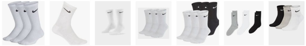 chaussette nike